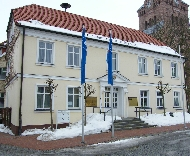 Geschäftsstelle Bad Sülze - Pommersche Volksbank eG