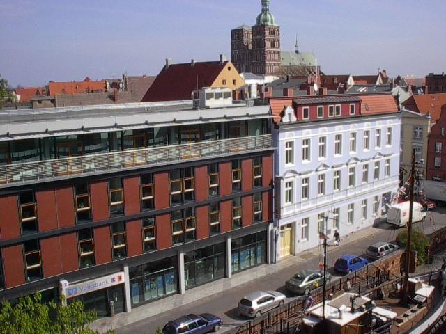 Hauptgeschäftsstelle Mönchstraße - Pommersche Volksbank eG